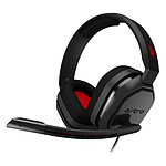 Astro A10 Gris/Rouge (PC/Mac/Xbox One/PlayStation 4/Switch/Mobiles)