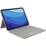 "Logitech Combo Touch (iPad Pro 11"") (Sable)"