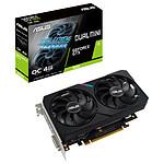 ASUS GeForce GTX 1650 DUAL-GTX1650-O4GD6-MINI