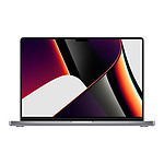 """Apple MacBook Pro M1 Max (2021) 16"""" Gris sidéral 32Go/1To (MK1A3FN/A-QWERTY)"""