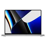 """Apple MacBook Pro M1 Pro (2021) 16"""" Argent 16Go/512Go (MK1E3FN/A)"""