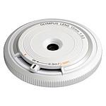 Olympus 15mm f/8 Ultra Pancake Blanco