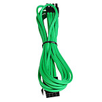 BitFenix Alchemy Green - Extension d'alimentation gainée - PCI Express 8 broches - 45 cm