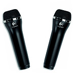 "Pack 2 microphones ""We Sing"" + Hub USB (Wii)"