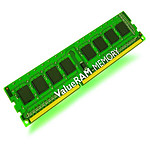 Kingston ValueRAM 2 Go DDR3 1066 MHz