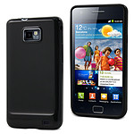 Muvit Housse minigel Noir (pour Samsung i9100 Galaxy S II)