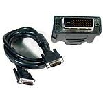 Câble DVI-D Dual Link mâle/mâle (1.8 mètre)