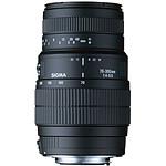 SIGMA 70-300mm F4-5,6 DG Macro montaje Canon