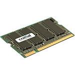 Crucial SO-DIMM 1 Go DDR 333 MHz