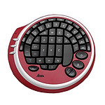 Heden Gaming Pad (rouge)