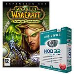World of Warcraft : The Burning Crusade + NOD32 v2.5