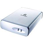 Iomega Desktop Hard Drive 500 GB Silver
