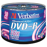 Verbatim DVD-R 4.7 GB 16x (por 50, spindle)