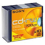 Sony 10CDRW700SLDSPE