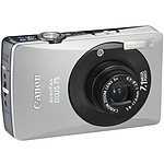 Canon Digital IXUS 75 noir/argent