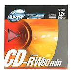 Tx CD-RW 700 Mo 12x (spindle de 5)