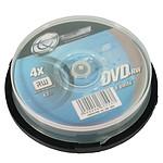 Tx DVD+RW 4.7 Go 4x (par 5, spindle)