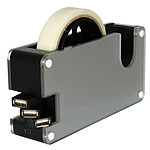 "Hub ""dévidoir de ruban adhésif"" 4 ports USB 2.0"