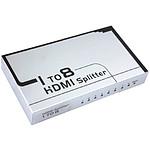 Splitter HDMI (1 entrée vers 8 sorties)