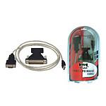 Adaptador DB9 / DB25 para puerto USB