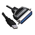 Cable USB para impresora paralela (Centronics C36)