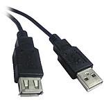 Rallonge USB 2.0 Type AA (Mâle/Femelle) - 5 m