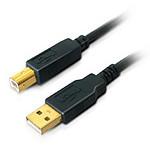 Metronic Câble USB 2.0 A mâle / B mâle 1,80m