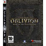 The Elder Scrolls IV : Oblivion - Game of the Year Edition (PS3)