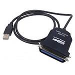 Adaptateur USB pour périphérique Centronics C36