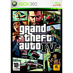 GTA IV - Grand Theft Auto IV (Xbox 360)