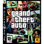 GTA IV - Grand Theft Auto IV (PS3)