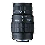 SIGMA 70-300mm F4-5,6 DG Macro monture Nikon