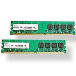 G.Skill Standard Series 4 GB (2x 2GB) DDR2 800 MHz