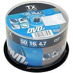 Tx DVD-R 4.7 Go Certifié 16x