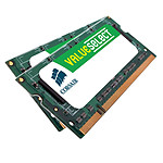 Corsair Value Select SO-DIMM 8 Go (2x 4 Go) DDR2 800 MHz