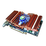 Point Of View GeForce GTS 250 EXO - 512 Mo