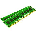 Kingston ValueRAM 4 Go (2x 2Go) DDR3 1333 MHz ECC Registered CL9