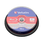 Verbatim BD-RE 25 GB 2x (por 10, spindle)