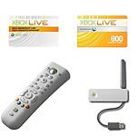 Microsoft Xbox Live Pack Découverte Blanc