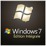 Microsoft Windows 7 Edition Intégrale OEM 64 bits