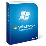 Microsoft Windows 7 Professionnel