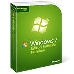 Microsoft Windows 7 Édition Familiale Premium - Mise à jour