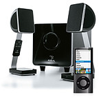 Focal XS + iPod nano 8 Go noir