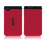 Transcend StoreJet 25M 500 Go Rouge (USB 2.0)