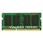 Kingston ValueRAM SO-DIMM 4 Go DDR3 1333 MHz CL9 SR X8