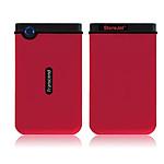 Transcend StoreJet 25M 320 Go Rouge (USB 2.0)