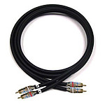 Accell UltraAudio Câble RCA stéréo 2m