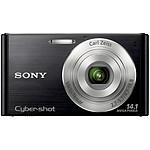 Sony CyberShot DSC-W320 Noir