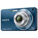 Sony DSC-W350 Bleu