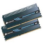 Corsair Dominator 4 Go (2x 2 Go) DDR3 1600 MHz CL7
